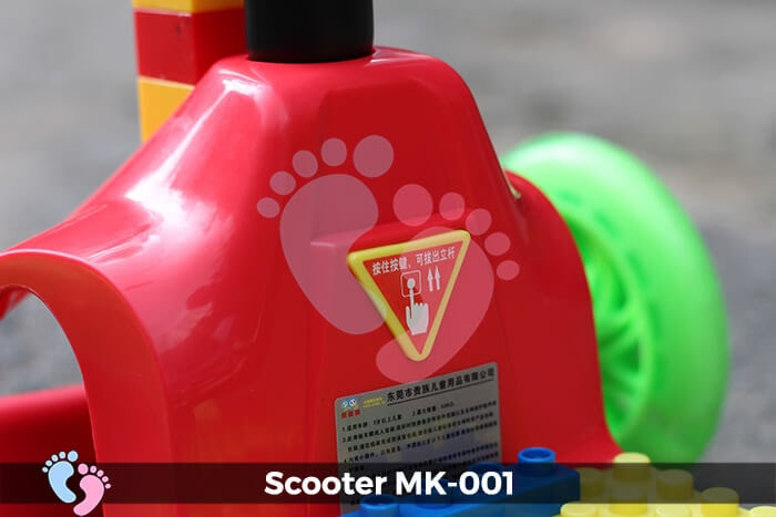 Xe trượt Lego Scooter MK-001 10