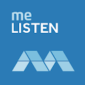 meLISTEN - Radio, Music & Podcasts icon