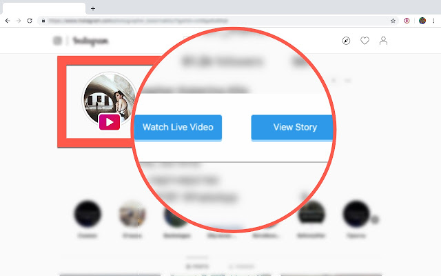 instagram live download google chrome