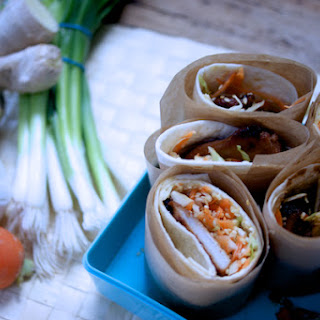 Rice Turkey Wrap Recipes