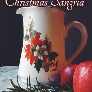 Christmas Sangria.