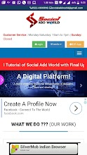 Social Add World 2 1 1 latest apk download for Android