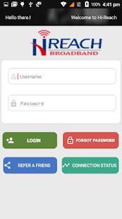 hireach Broadband - náhled