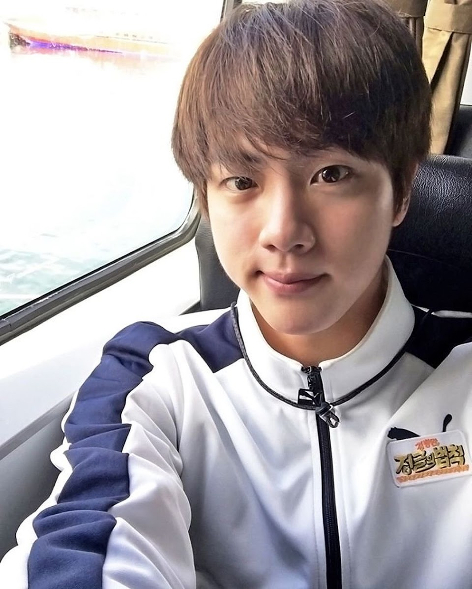 Proof Bts S Jin Is Handsome Af With And Without Makeup On Koreaboo
