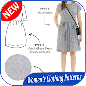 300+ Womens Clothing Patterns