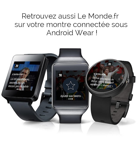 Le Monde, l'info en continu screenshot 7