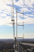 Photo: VE4WDR antenna system