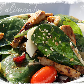 Spinach Salad With Craisins Recipes