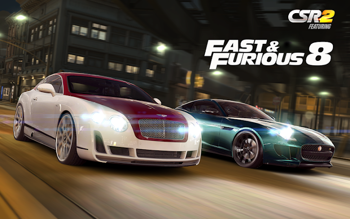 CSR Racing 2 v1.11.1 [Ultra Mod]