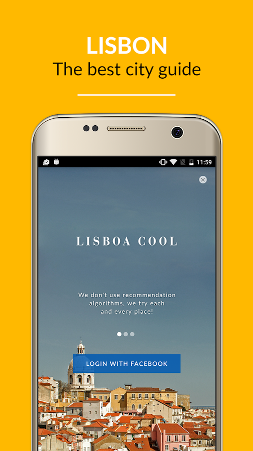 Lisboa Cool: Lisbon city guide- screenshot