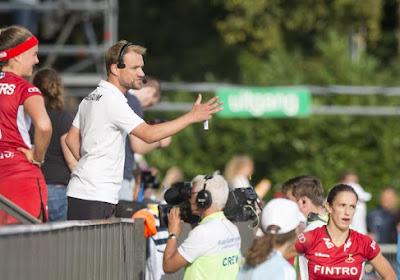Le coach des Red Panthers déçu, mais déjà tourné vers l'avenir