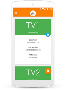 MyCableTV- screenshot thumbnail