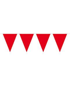 Flaggirlang, 10 m röd