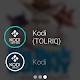 screenshot of Yatse: Kodi remote control and cast
