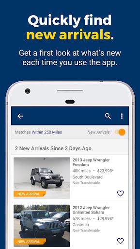 CarMax u2013 Cars for Sale: Search Used Car Inventory 3.10.0 screenshots 4