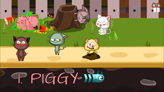 Cats in the box adventures game - puzzles games Screenshot