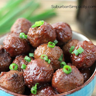 3 Ingredient Crockpot Meatballs