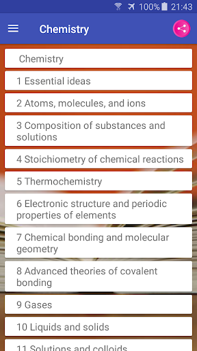 Chemistry Interactive Textbook, MCQ & Test Bank - Apps on