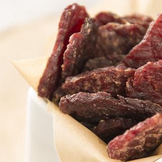Traeger Smoked Salami