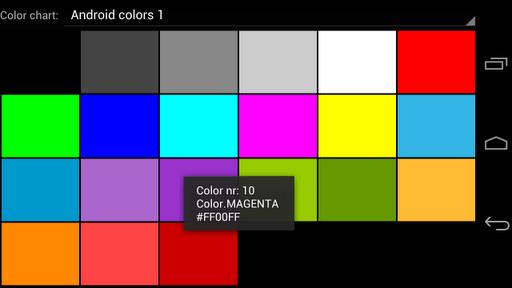 Display Tester Pro Unlocker screenshot 5