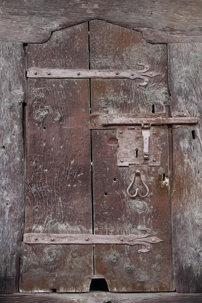 Una porta dal passato di widelight