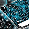 Синий Клавиатура Glow ВПЕРЕД