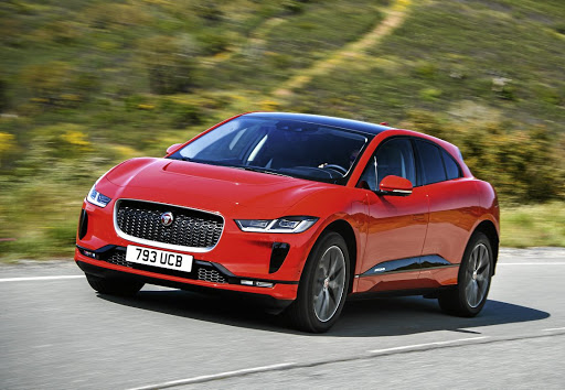 Designers had a clean sheet of paper for the I-Pace but still gave it a real Jaguar look