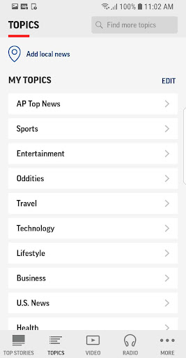 AP News 5.0.2 screenshots 3