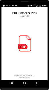 PDF Unlocker Pro Screenshot