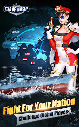 King of Warship: National Hero  gameplay | by HackJr.Pw 14
