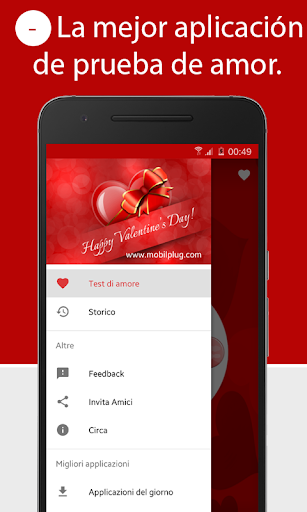 prueba de amor screenshot 8