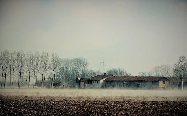 In cascina, quando la nebbia si dirada... di ely50