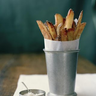 Crispy, Flavorful Potato Wedges From The Oven