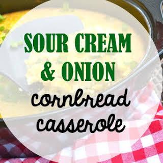 Corn Casserole Sour Cream Recipes.