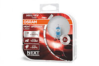 H11 Osram Night Breaker laser 150%