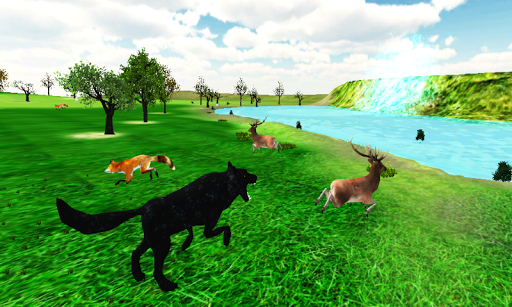 Black Wolf Revenge Simulator
