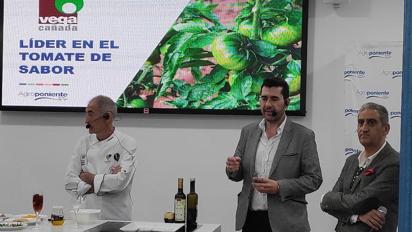 Leopoldo Sánchez, de Agroponiente.