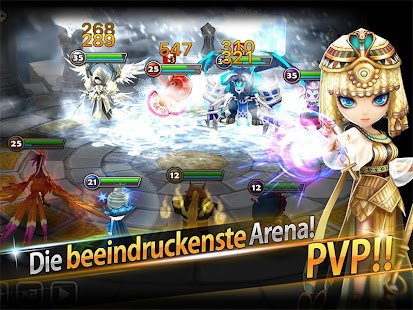 Summoners War: Sky Arena – Miniaturansicht des Screenshots