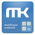 MultiLingual Keyboard icon