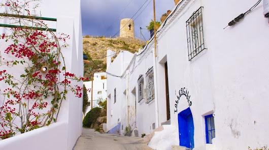 Tres pueblos de Almería podrían ser los más 'requetebonitos' de España