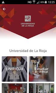 Universidad de La Rioja - náhled