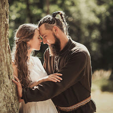 Wedding photographer Ieva Vogulienė (IevaFoto). Photo of 11.08.2018