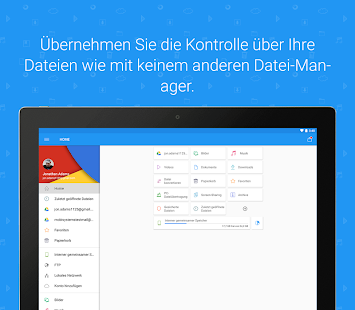 File Commander ─ Dateimanager Screenshot