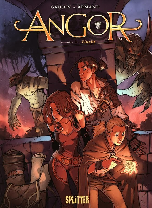 Angor (2010) - komplett