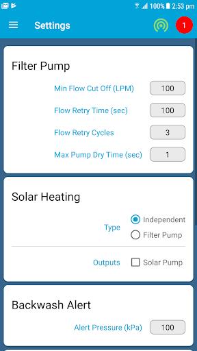 SplashMe | Smart Pool Automation Controller 1.4.4 Screenshots 6