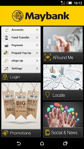 Maybank2u ID  screenshots 1