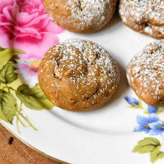 Spicy Granola Gingerbread Cookies.