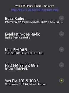 Srí Lanka Rádio FM zdarma - náhled