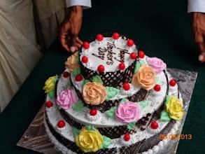 Photo: Celebration time - on Teachers' day