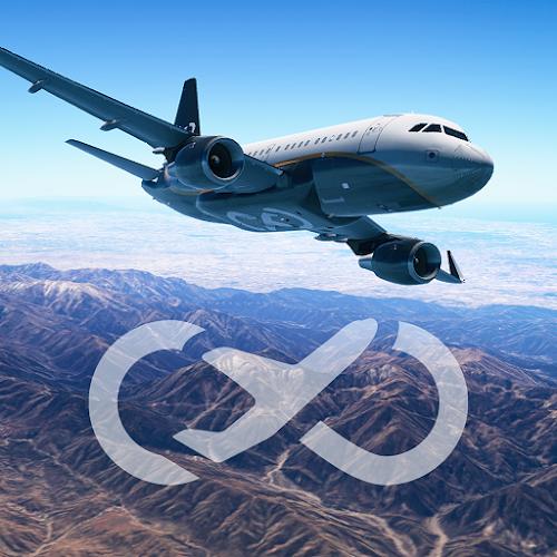 Infinite Flight - Flight Simulator(MOD Unlocked All) 19.04.2mod